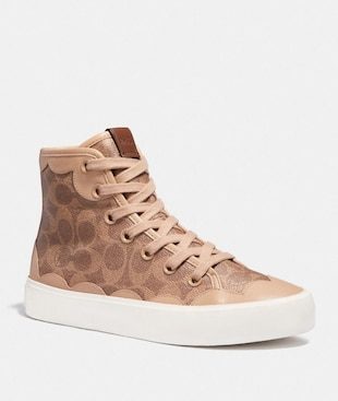 C255 HIGH TOP SNEAKER