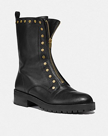 BOTTINES DE COMBAT LAURA