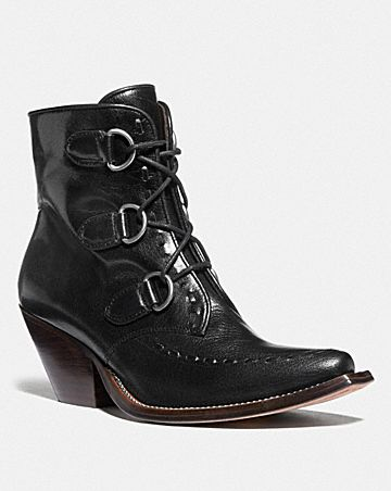 df32d3241a8 Women's Boots & Booties | COACH ®