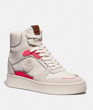 C220 HIGH TOP SNEAKER
