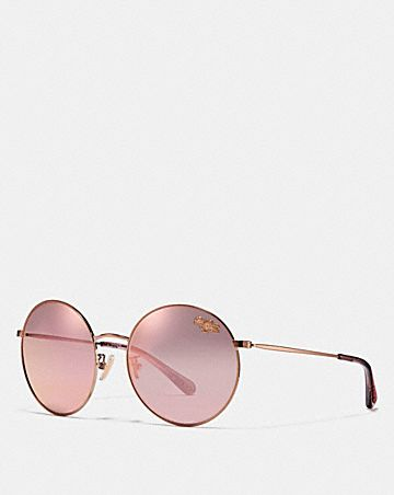 d50e622c5b THIN METAL ROUND SUNGLASSES ...