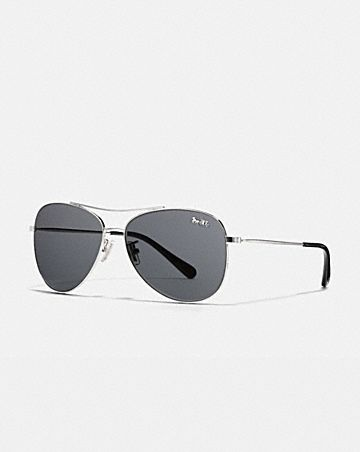 dba5c5f8eb9 THIN METAL PILOT SUNGLASSES ...