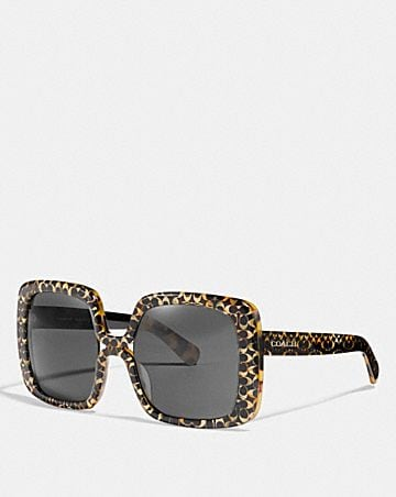 OMBRE SIGNATURE SQUARE SUNGLASSES