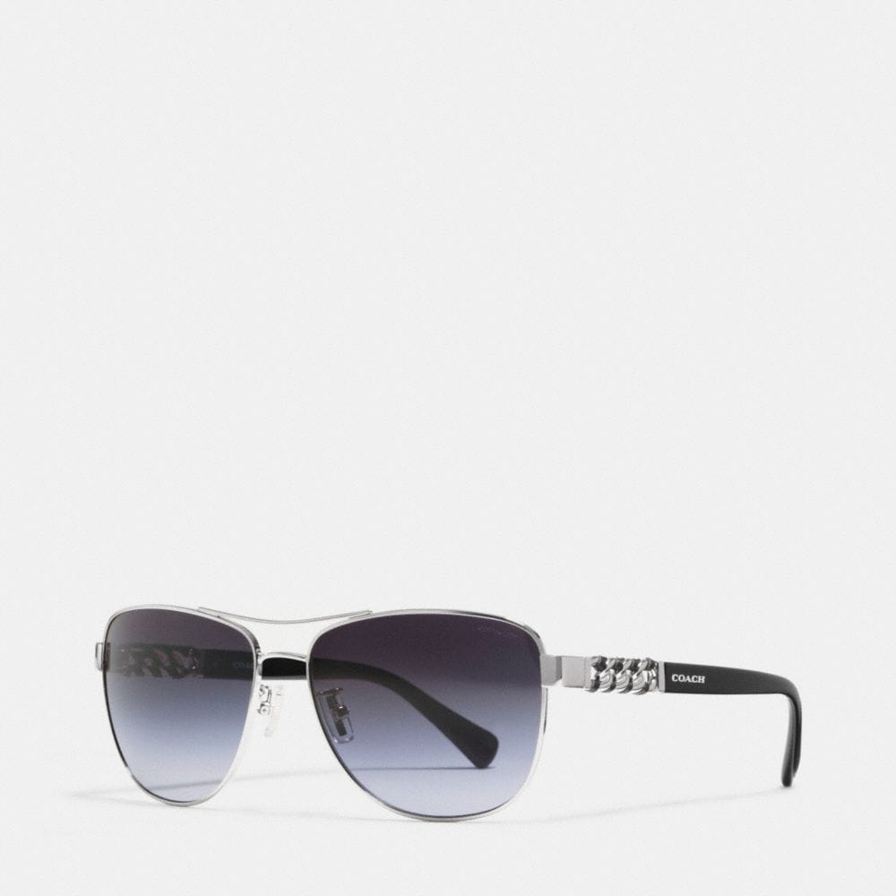 WHIPLASH AVIATOR SUNGLASSES