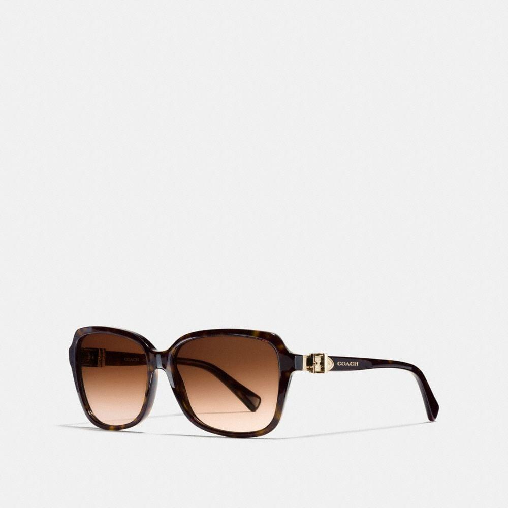 sunglasses for women aviator ld9g  BUCKLE SQUARE SUNGLASSES