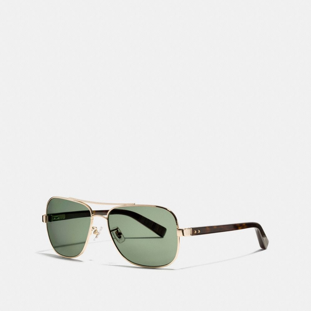 BLEECKER POLARIZED SUNGLASSES