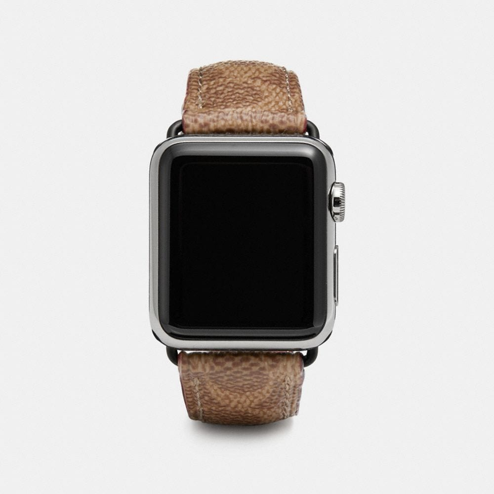CINTURINO APPLE WATCH™ IN TELA SIGNATURE
