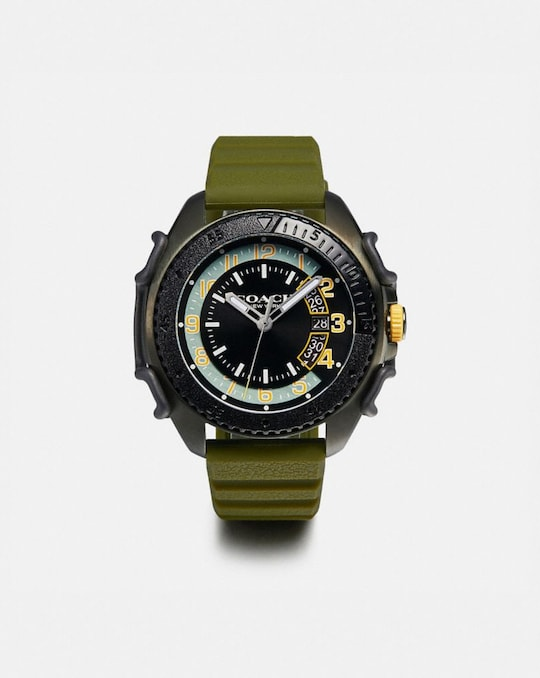 C001 WATCH, 45MM