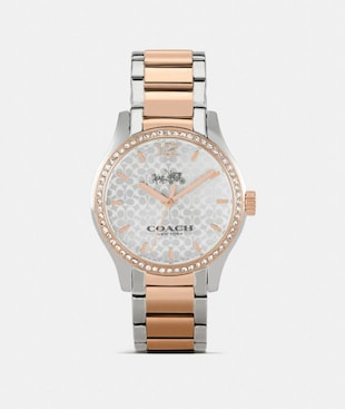 MADDY TWO TONE WATCH