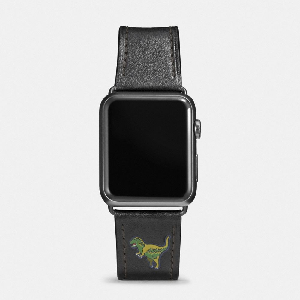 APPLE WATCH® REXY LEATHER WATCH STRAP