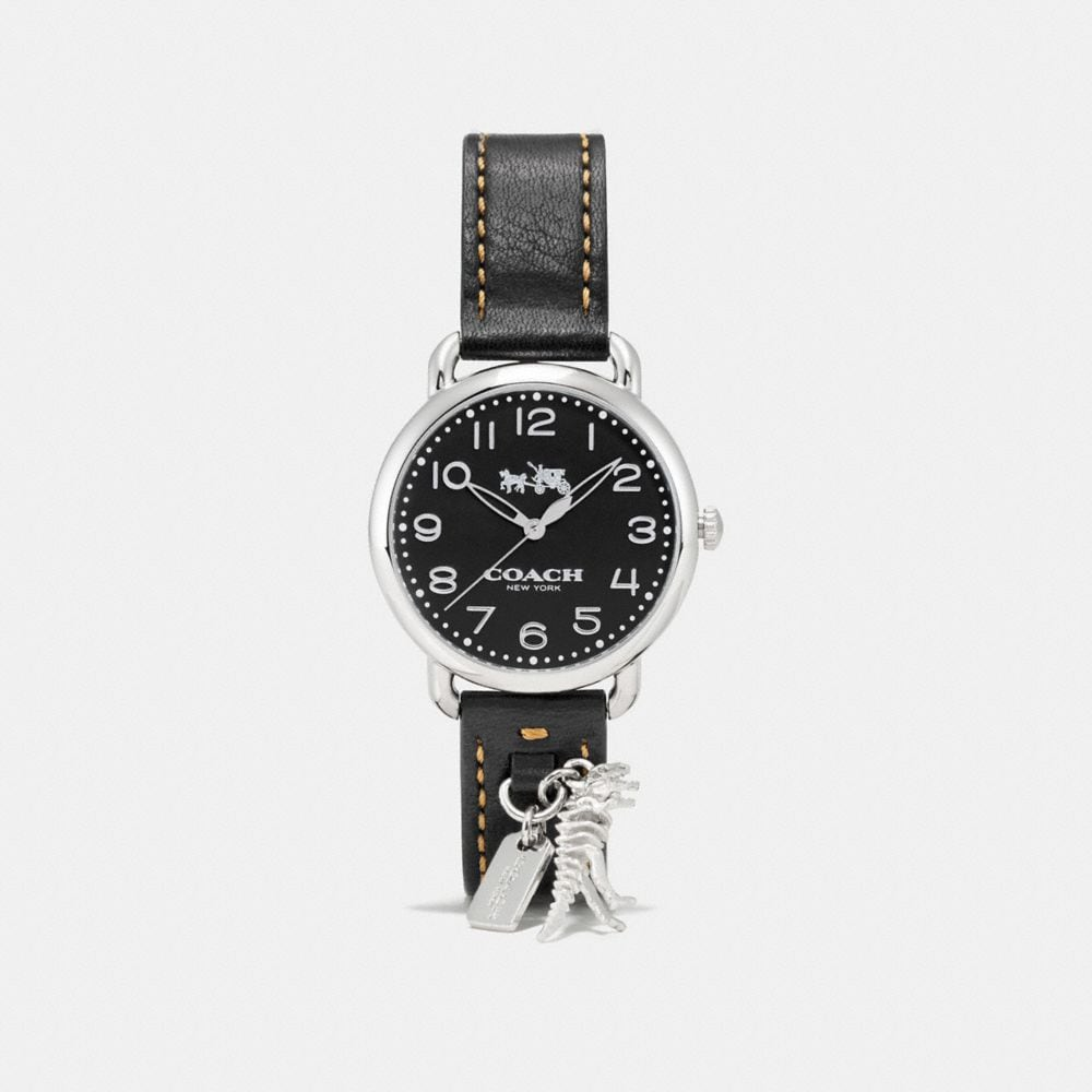 DELANCEY WATCH WITH REXY CHARM, 36MM